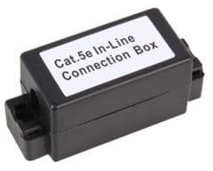 PRO SIGNAL PSG2901  Connection Box Cat 5E Black